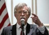 Cố vấn Mỹ Bolton: Ngày cầm quyền của ông Maduro sắp hết