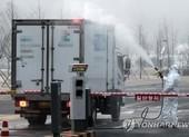 Cha Hàn Quốc xin vào nơi cách ly lo 2 con trở về từ Vũ Hán