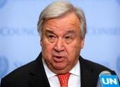 Tổng thư ký Guterres: LHQ không có thông tin về ông Kim