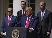 Ông Trump: 'Đây là ngày tuyệt vời đối với George Floyd'