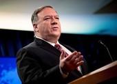 Ông Pompeo: Trung Quốc là 'thách thức gia tăng' cho Mỹ, Israel