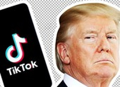 Ông Trump xác nhận cân nhắc cấm TikTok để trả đũa Trung Quốc