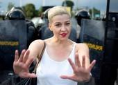 Nhân vật đối lập Belarus nguy cơ đối mặt 5 năm tù
