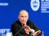 Thực hư tin ông Putin sẽ nghỉ làm tổng thống vào năm sau