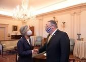 Ông Pompeo tránh nói về hợp tác với nhóm chuyển giao Biden