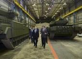 Ông Putin tuyên bố Nga tiếp tục nâng cấp kho vũ khí hạt nhân