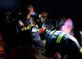 Trung Quốc: 21 người chết trong giải việt dã dưới trời giá rét