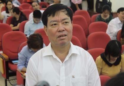 Thứ trưởng Phạm Minh Huân cho rằng việc đưa doanh nghiệp ra tòa là biện pháp cuối cùng. Ảnh: VIẾT LONG
