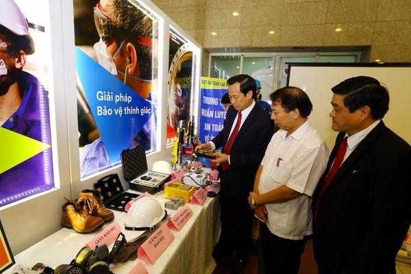 Bộ trưởng Bộ LĐ-TB&XH Đào Ngọc Dung