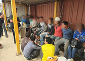 Đài Loan bắt giữ 22 công nhân Việt lao động bất hợp pháp