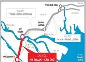 Đề xuất giải pháp triển khai dự án cao tốc Mỹ Thuận - Cần Thơ