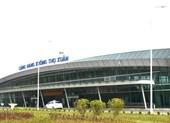 Cách ly 1 hành khách bất ngờ ho, khó thở ở sân bay Thọ Xuân