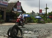 Sau kiến nghị của cử tri, đường và cầu được sửa chữa
