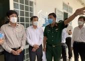 Bộ Y tế kiểm tra công tác phòng dịch COVID-19 ở Cần Thơ