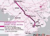 Bộ GTVT rót hơn 37.000 tỉ làm 7 đoạn cao tốc miền Tây
