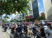 Hàng loạt dự án chống kẹt xe sân bay Tân Sơn Nhất 'bất động'