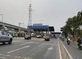 Sắp thu phí BOT Xa lộ Hà Nội