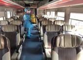 Tăng cường tàu lửa, máy bay giải tỏa hành khách tại Đà Nẵng