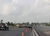 Cho xe lưu thông 40 km/giờ vào cao tốc Trung Lương - Mỹ Thuận