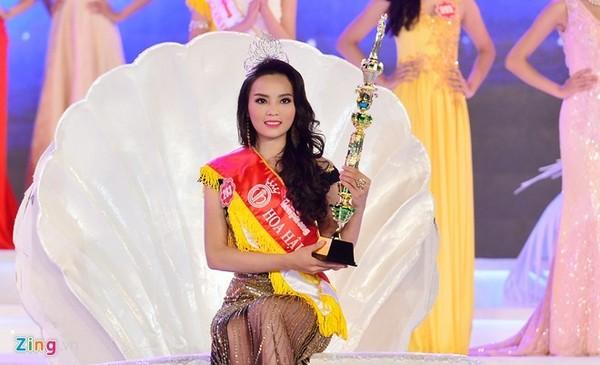 Hoa hậu, Nguyễn Cao Kỳ Duyên