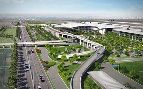 Sân bay Long Thành lại lên bàn Thường vụ Quốc hội