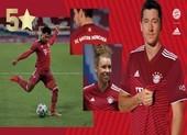 Bayern Munich hòa Ajax trong ngày ra mắt mẫu áo mới