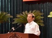 Cán bộ TP.HCM học tập Nghị quyết Đại hội Đảng bộ TP khóa XI