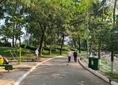 TP.HCM tăng thêm công viên, mảng xanh công cộng