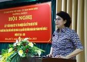 100% cử tri đồng ý bà Tô Thị Bích Châu ứng cử đại biểu hai cấp