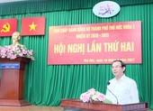 Bí thư Nguyễn Văn Nên yêu cầu sớm có quy hoạch TP Thủ Đức