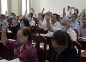 TP.HCM thông qua danh sách sơ bộ 172 ứng viên đại biểu HĐND
