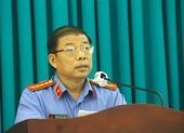 Viện phó VKS TP.HCM cam kết xử nghiêm tội phạm tham nhũng