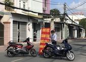 TP Thủ Đức: Phong tỏa đoạn đường trước cửa hàng Bách Hóa Xanh