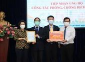 TP.HCM tiếp nhận kinh phí chống dịch từ Tổng lãnh sự quán các nước