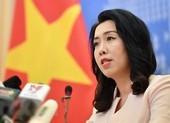 Việt Nam phản đối việc lập quận đảo trái phép của Trung Quốc