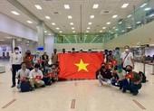 Đưa khoảng 200 công dân Việt Nam từ Nam Á về nước an toàn