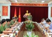 Bộ trưởng Bộ Công an làm việc tại tỉnh Đồng Nai