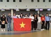 Đưa 540 công dân Việt Nam từ nhiều quốc gia về nước