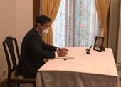 Mở sổ tang trực tuyến viếng nguyên Tổng Bí thư Lê Khả Phiêu