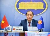 Việt Nam đề nghị các bên kiềm chế ở Biển Đông