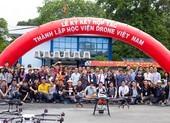 Lần đầu tiên Việt Nam có Học viện máy bay không người lái