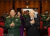 Tổng Bí thư, Chủ tịch nước chủ trì Hội nghị Quân chính 2020