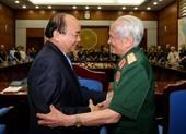 Tướng Thước được trao tặng Danh hiệu Anh hùng LLVTND