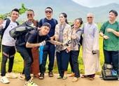 Wowy và Dế Choắt đã tới Quảng Ngãi giúp người dân sau Rap Việt