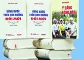 Giới thiệu bộ sách mới của Tổng Bí thư Nguyễn Phú Trọng
