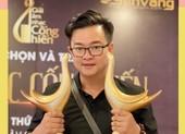 Vừa thắng hai giải Cống hiến, Nguyễn Minh Cường tung bài mới