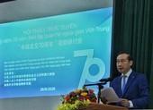 Tình hữu nghị Việt-Trung là tài sản quý báu