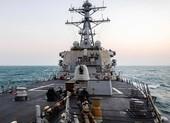 Trung Quốc phản ứng vụ tàu chiến Mỹ đến Biển Đông