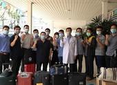 Phòng chống dịch COVID-19: Chi viện cho Kiên Giang