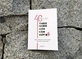 Tác giả người Nhật liệt kê 40 thói quen cần vứt bỏ